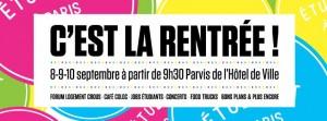 L'AGEP au forum de rentrée étudiante de la Ville de Paris