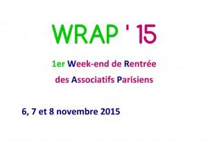 La nouveauté de l'année : Le WRAP de l'AGEP !